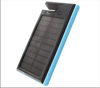 X DRAGON 9000mAh Solar Power Bank for iPhone
