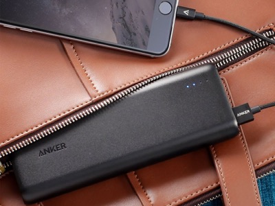 Anker Powercore power bank portable charger