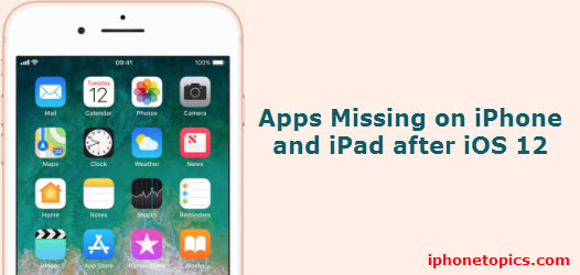apps-missing-on-iphone-ipad-ios-12