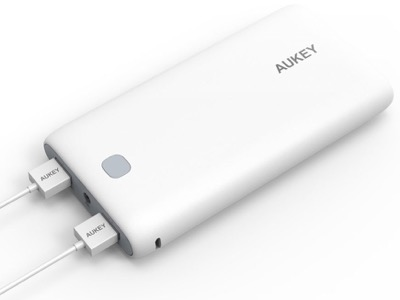 Aukey power bank portable charger