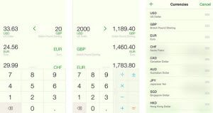 banca iOS app