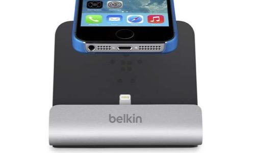 Belkin charge synchronised Dock