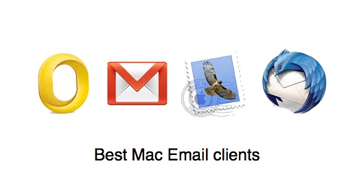 Best Email Clients for Mac