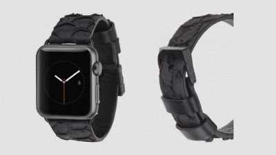 Case mate scaled Apple watch strap