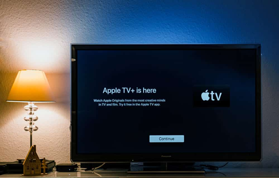 connect hotel wi-fi to apple tv