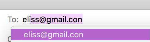 delete email cache iPad
