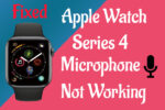 Apple Watch Series 4 Microphone Not working