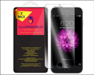 illumishield iPhone 7 tempered glass screen protector