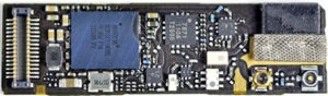 iPad logic board