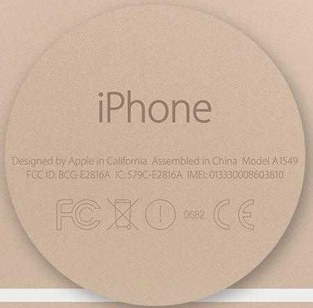 iPhone Around IMEI