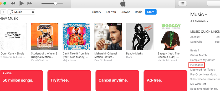 How to Download Music in iTunes? - iPhone Topics
