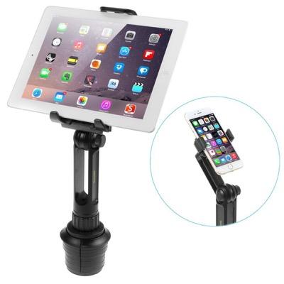 ikross tablet cup mount holder car kit
