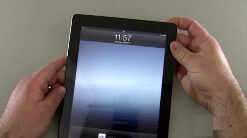 iPad won't turn on