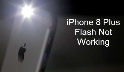 iphone camera flash