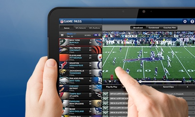 watch live football iPad