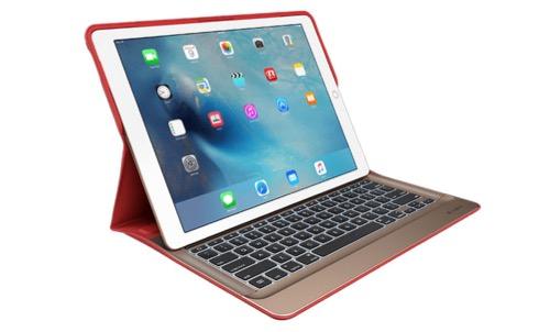 Logitech create Backlit keyboard case for iPad Pro