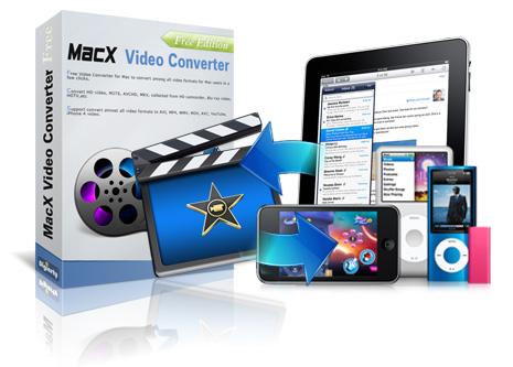 free macx video converter
