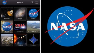 nasa iPhone app