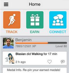 nexercise app for iphone ipad