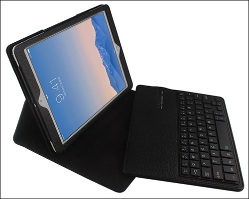 Peyou keyboard case for iPad Pro