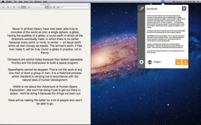 picatext ocr for Mac