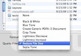 reduce the file size using unzip