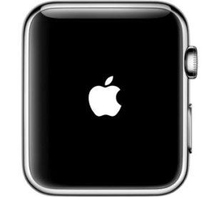restart apple watch