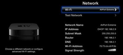 same wifi network