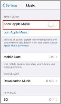 show-apple