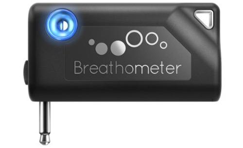 smartphone breathalyzer for iPhone