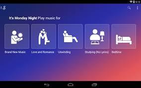 Songza Radio app